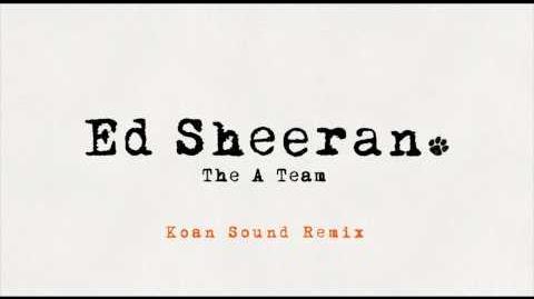Ed Sheeran - The A Team (Koan Sound Remix)