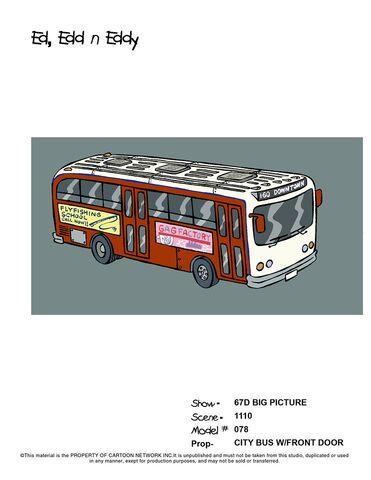 File:City Bus with Front Door.jpg