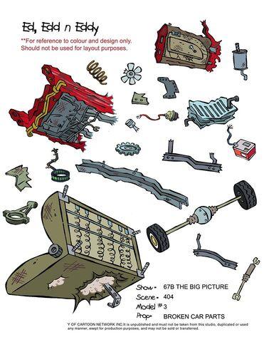 File:Broken Car Parts.jpg