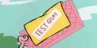 Edd's Experimental Bubble Gum