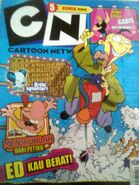 Indonesian CN Magazine Cover