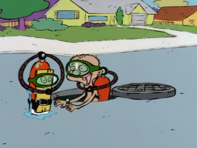 File:Who What Where Ed - Scuba Diver Jonny and Plank.png