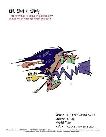 File:Rolf Biting Ed's Leg.jpg