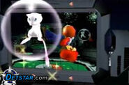 Mew in Super Smash Bros. Melee