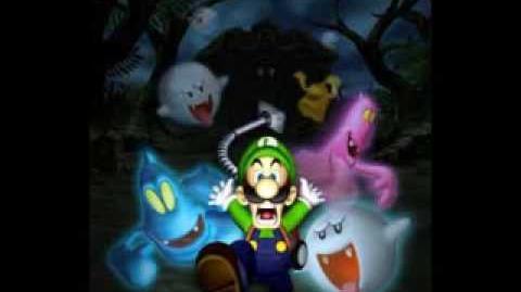 Luigi's Mansion Totaka song