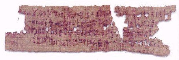 Plik:Papirus z pismem hieratycznym.jpg
