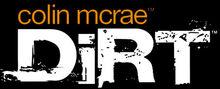 Colin McRae DiRT logo