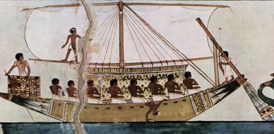 Egyp ship