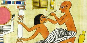 Egyptian surgery