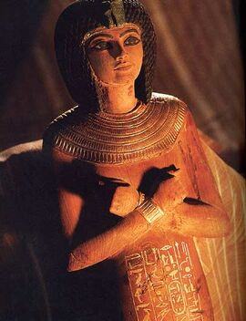 Nubian tutankhamun
