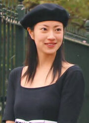 Megumi seki arch angels