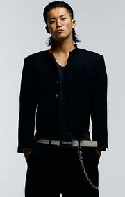 Shun oguri crows zero