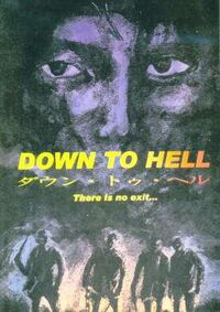 Down to hell dvd