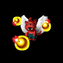0178 Flame Angel