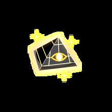 0161 Mysterious White Eye