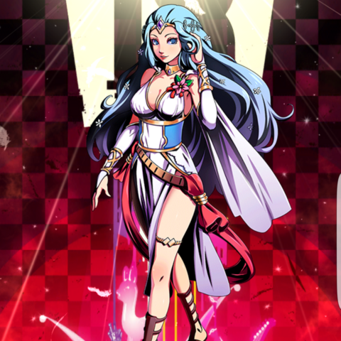 Alexine Goddess Form