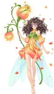 Outfit Spring Faery