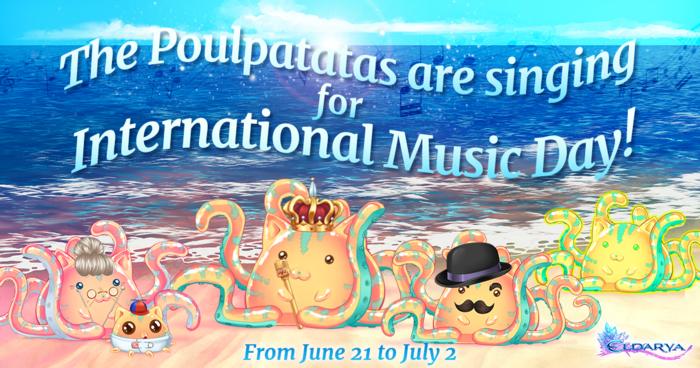 International Music Day 2017 Announcement