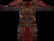Daedric Armor (Oblivion) Female.png