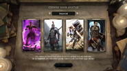 Imperial Character Creation Legends