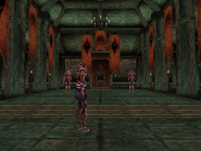 Mournhold Royal Palace Throne Room Interior