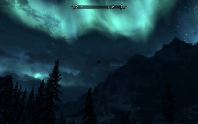 File:Aurora at night in Skyrim.jpg