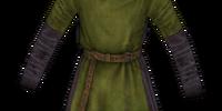 Girl's Green Dress