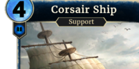 Corsair Ship