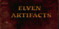 Elven Artifacts