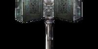 Steel Warhammer (Morrowind)