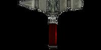 Fine Steel Warhammer