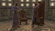 Queen Maraya and Hight King Emeric