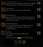 Battlegrounds Achievements - 2
