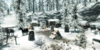 Hjaalmarch Stormcloak Camp