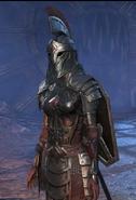 FemaleDragon Knight Armor