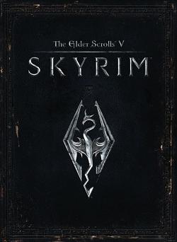 Fil:The Elder Scrolls V Skyrim cover.png