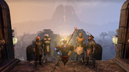 Vivec With Players Promo Screenshot