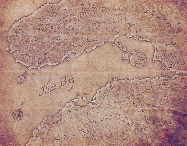 Iliac Bay  Elder Scrolls  FANDOM powered by Wikia