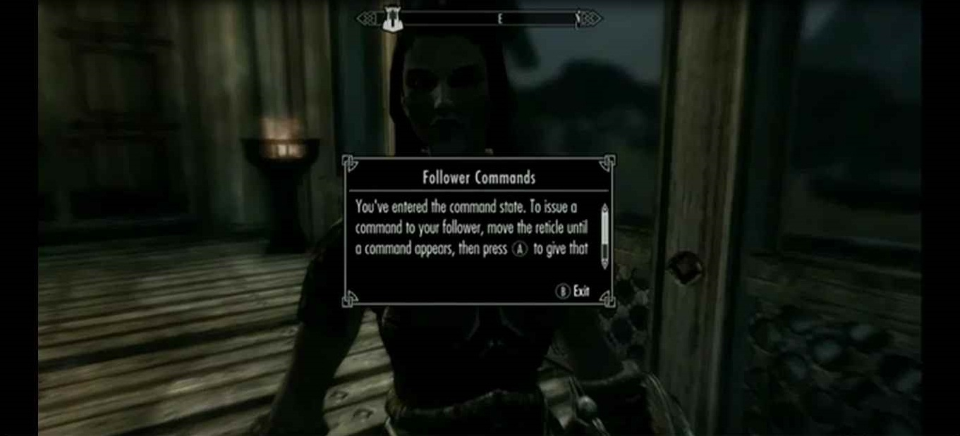 what happens when your follower dies in skyrim