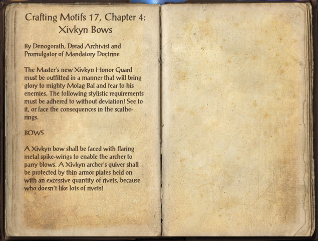 File:Crafting Motifs 17, Chapter 4, Xivkyn Bows.png