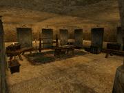 Vivec, Telvanni Vaults Interior Morrowind