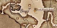Bravil Wizard's Grotto MapLocation02