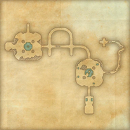 The Vile Laboratory Map