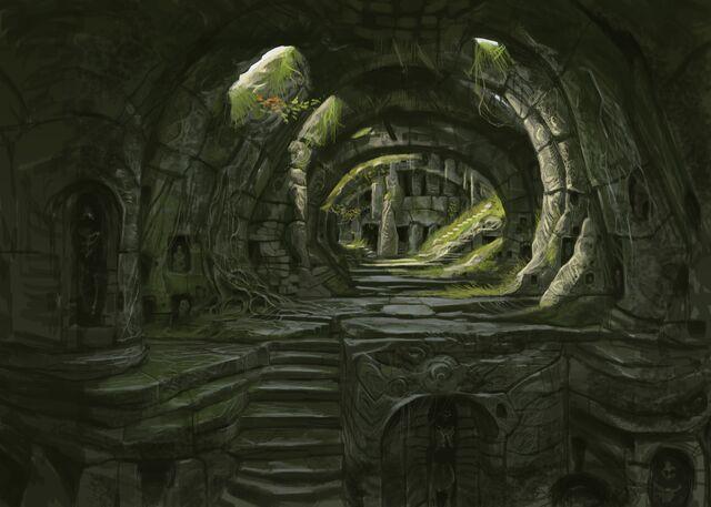File:TESV Concept Ancient Barrow Interior.jpg