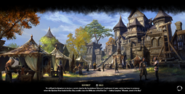 Wayrest Loading Screen