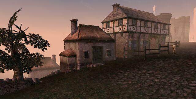 File:TES3 Morrowind - Pelagiad - Madres Navur's House exterior.jpg