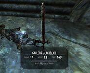 Gaukdur Blackblade