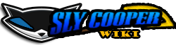 Sly Cooper Wiki