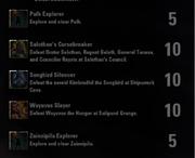 Morrowind Exploration Achievements - 3