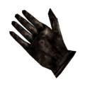 TES3 Morrowind - Glove - Black Left Glove.png
